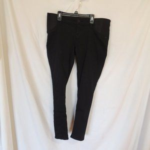 isabel maternity Jeans Skinny black womens size 8